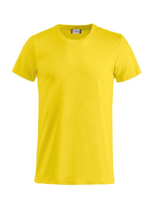 029030-10-clique-t-shirt-citron-gul