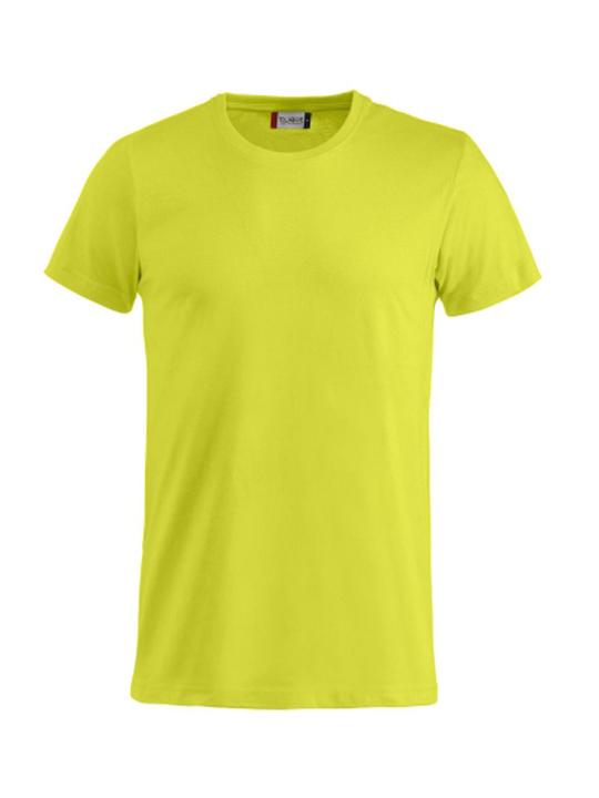 029030-600-clique-t-shirt-ljus-gul