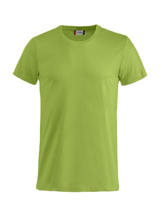 029030-67-clique-t-shirt-lime-gron