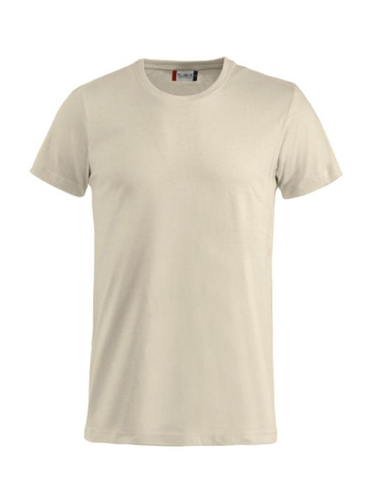 029030-815-clique-t-shirt-ljus-biege