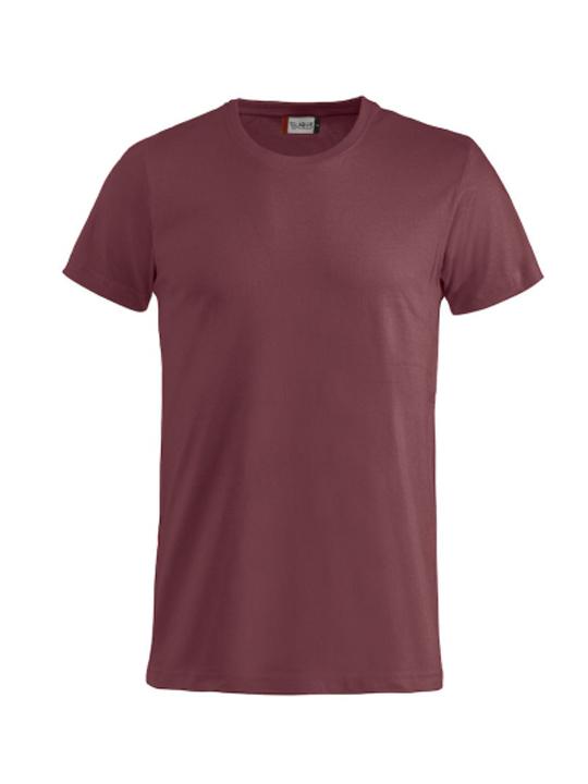 029030_38-clique-t-shirt-bordeaux