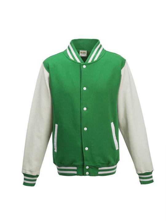 jh043 kelly green white