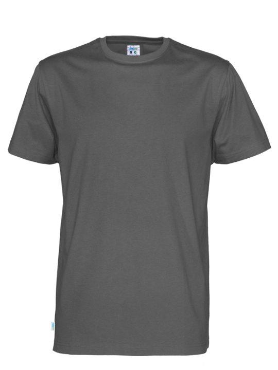 T-shirt ekologisk bomull CottoVer svart