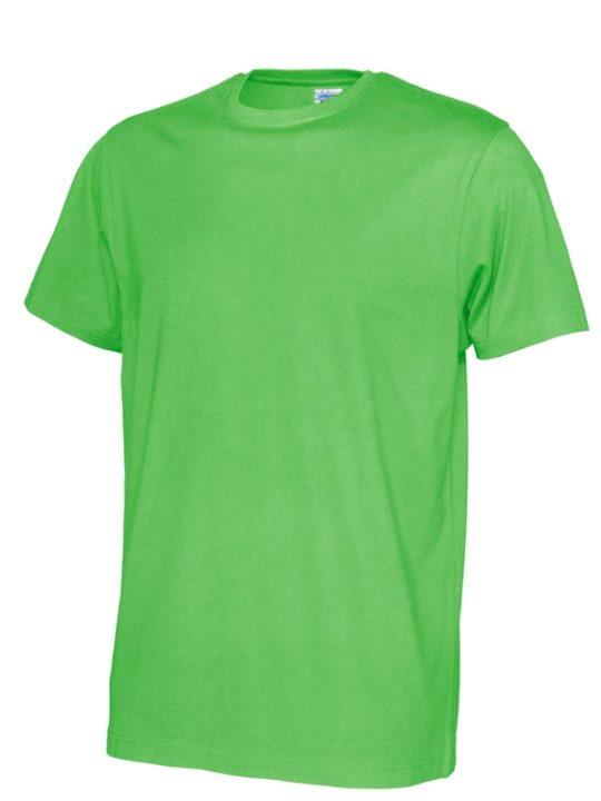 T-shirt ekologisk bomull CottoVer grön