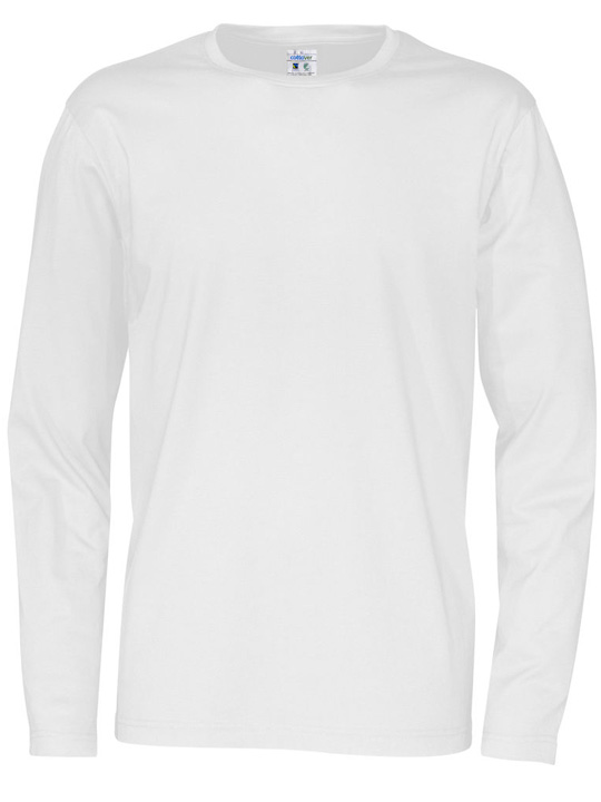 141020_100_R neck LS tee_men_F_white_Preview