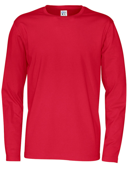 141020_460_R neck LS tee_men_F_red_Preview