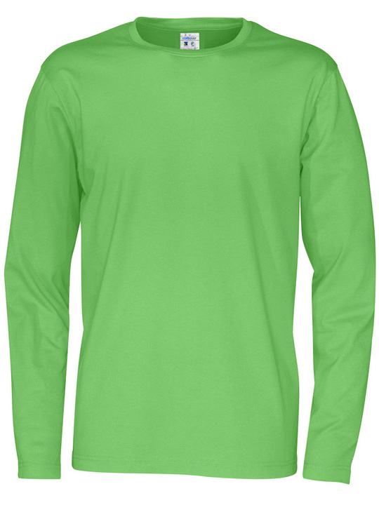 141020_645_R neck LS tee_men_F_green_Preview