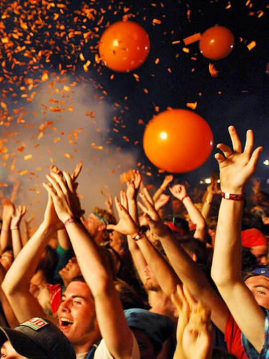 Festivaler - produkter med tryck