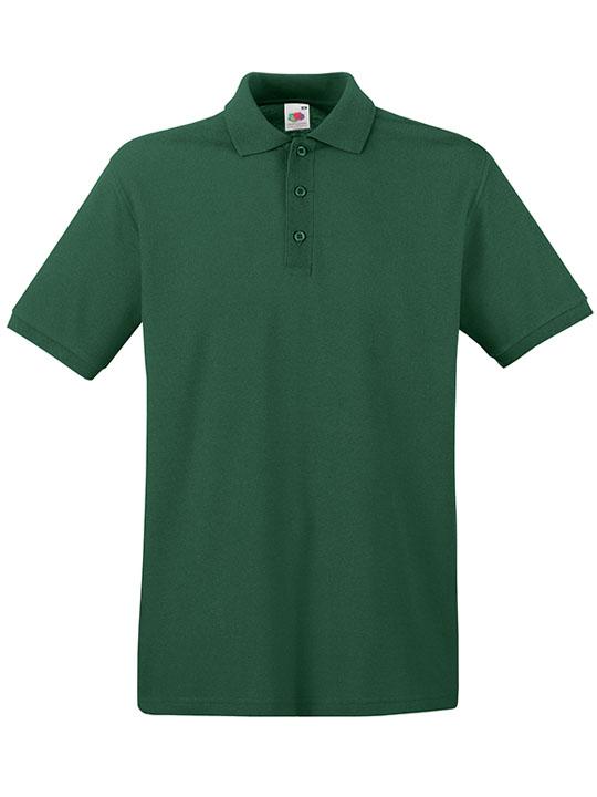 632180-Premium-Polo---Bottle-Green