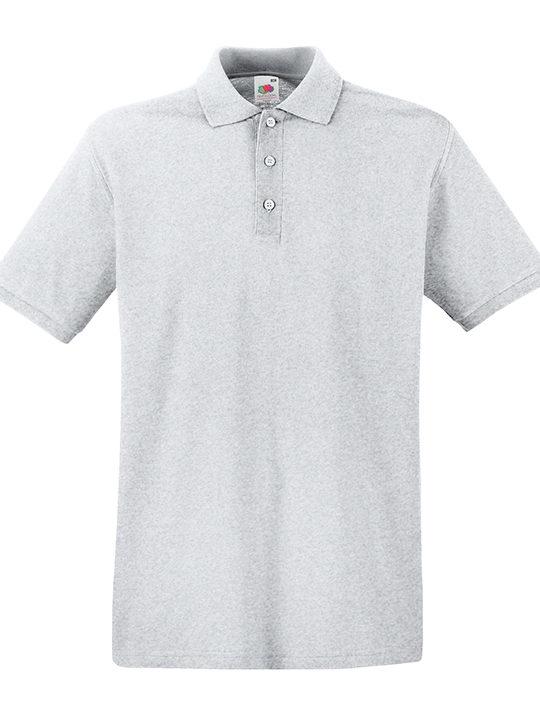 632180-Premium-Polo---Heather-Grey