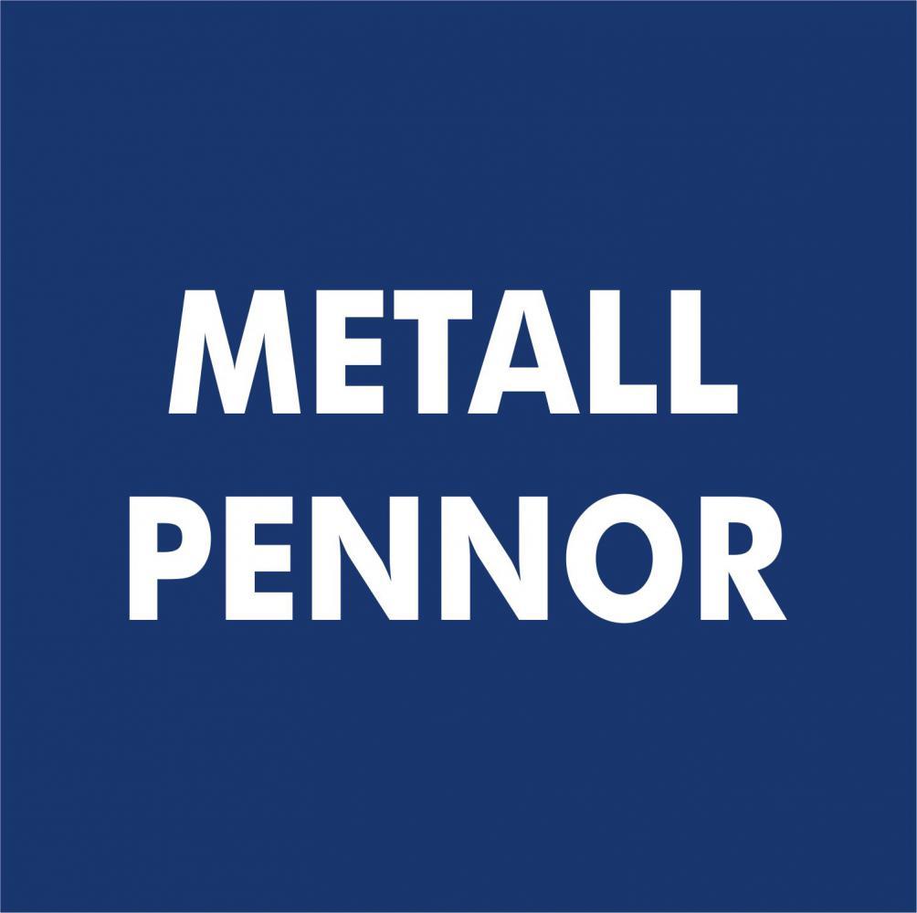 Metallpennor