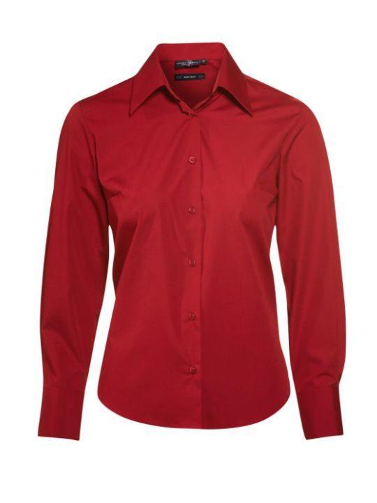 Ernst Alexis Mixed Cotton - Normal - Dam röd