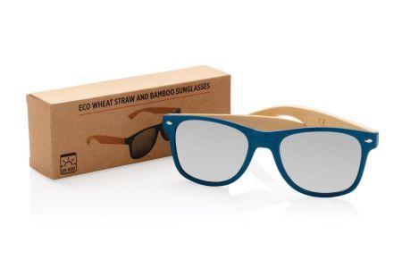 solglasögon med logo tryck
