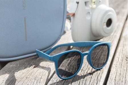 solglasögon med tryck på